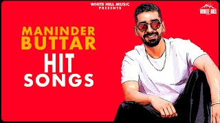 Non Stop Maninder Buttar Songs Jukebox Video HD