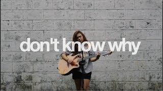 Don't Know Why - Norah Jones (cover)   Reneé Dominique