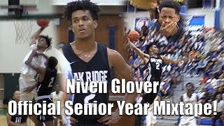 Niven Glover HAS THE MOST BOUNCE IN THE COUNTRY!!! Official Senior Year Mixtape!!!