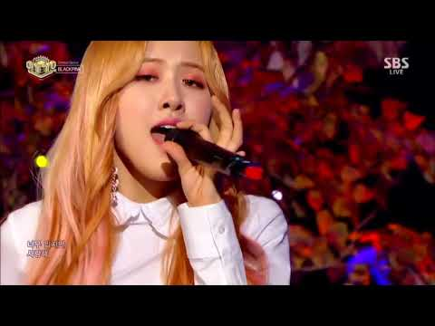 Rosé's AMAZING Vocal Skills, Singing Compilation | BLACKPINK