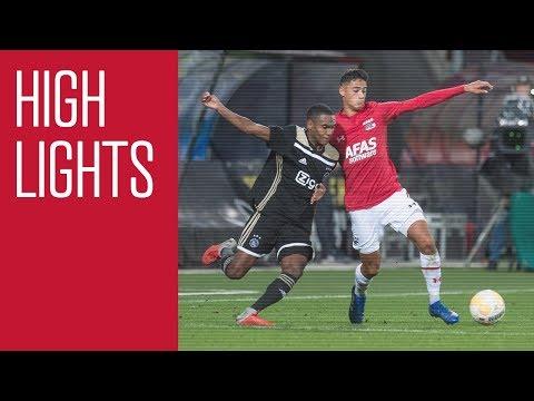AZ Alkmaar vs Ajax Amsterdam