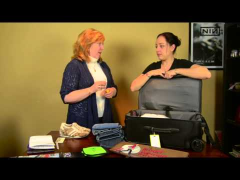 Smart Women Travelers: Carol Shares Travel Preparation and Packing Tips with her Daughter