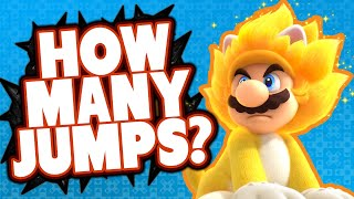 How Many Jumps Does It Take To Beat Bowser's Fury? - DPadGamer