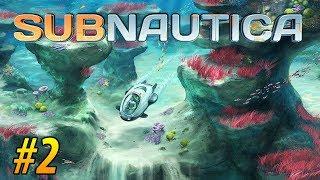 Subnautica #2 : DAO MỚI , BÌNH OXI MỚI , TOOL MỚI....