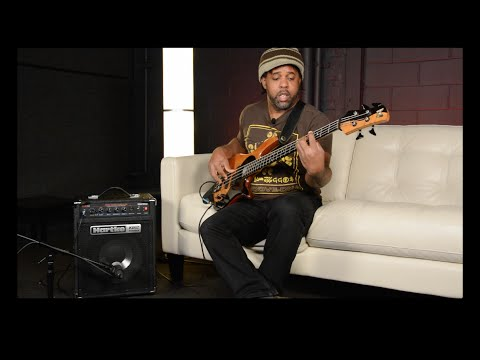 """KickBack"" with Victor Wooten"