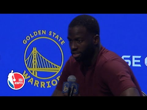 Draymond Green rips the Warriors' losing effort vs. the Clippers on opening night | NBA on ESPN