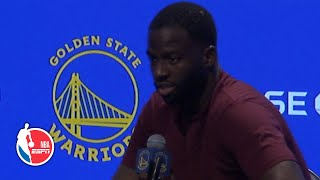 'We f—ing sucked': Draymond Green rips Warriors' effort after loss to Clippers | NBA Sound