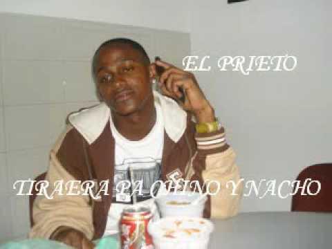 EL PRIETO (Video Oficial) TIRADERA Pa Chino Y Nacho
