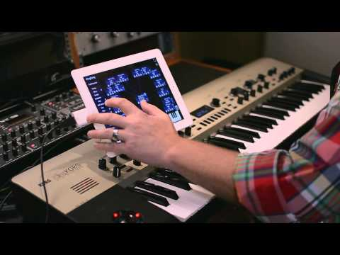 Patch Morpher for iPad - Demo!