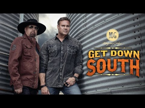 Montgomery Gentry - Get Down South (Official Music Video)