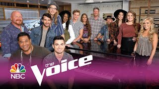 The Voice 2017 - Behind The Voice: Team Blake (Digital Exclusive)