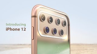Introducing iPhone 12 — Apple Concept