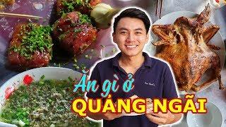 ĂN 10 MÓN NGON QUẢNG NGÃI TRONG 01 NGÀY |Du lịch Quảng Ngãi