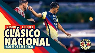 Resumen y goles   América 1-0 Guadalajara   GUARD1ANES 2020