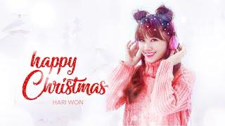 Hari Won - Happy Christmas (Music Official)