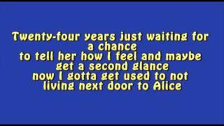 Smokie - Living next door to Alice (Lyrics)