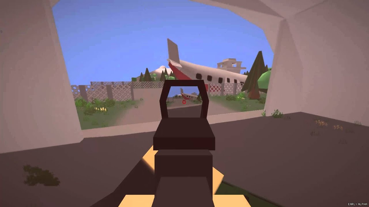 how to play unturned lan online using tunngle mystery block