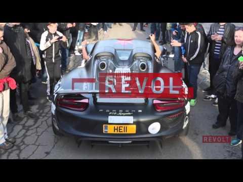 Revolt TV Teaser - Gumball 3000 - Stockholm to Vegas 2015