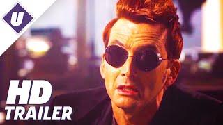 Good Omens - Official Teaser Trailer (2019) | David Tennant, Michael Sheen