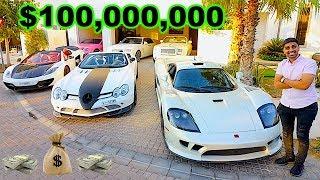 Meet the BILLIONAIRE Prince in Dubai , $100 million Mansion !!!