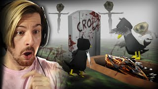 THERE'S SOMETHING TERRIBLY WRONG WITH THIS GAME | Catastrophe Crow