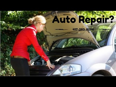 Mobile Auto Repair Springfield 417-283-8094 Mobile Car Mechanic