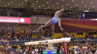 Simone Biles - Balance Beam - 2018 World Championships - Women's All-Around