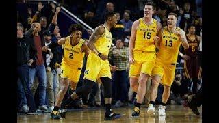 Anatomy of a buzzer-beater: How Michigan basketball survived Minnesota