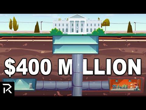 Што се крие во тајниот бункер под Белата куќа во САД?