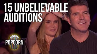 15 OF THE BEST BRITAIN'S GOT TALENT AUDITIONS