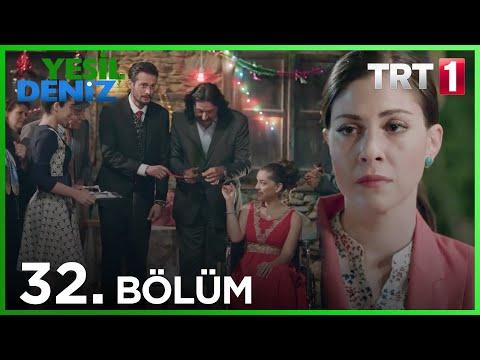 Yeşil Deniz (32.Bölüm YENİ) | 8 Haziran Son Bölüm Full HD 1080p Tek Parça Dizi İzle