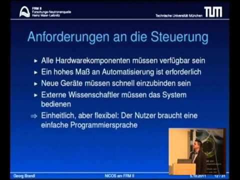 Image from NICOS: Flexibles Experimentieren an Großforschungsgeräten dank Python