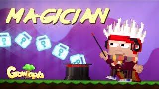 Magician - Growtopia (Animation) [VOTW]