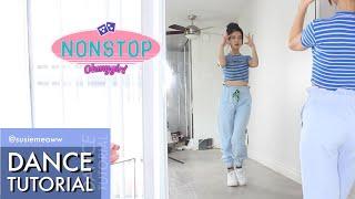 [Dance Tutorial] OH MY GIRL - 'Nonstop (살짝 설렜어)' Chorus Dance Explained