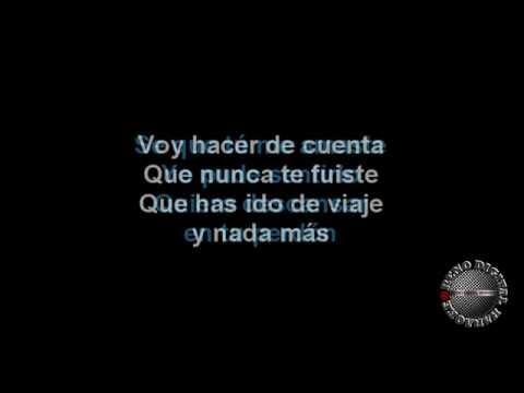 Donde Estara Mi Primavera al estilo de Marco Antonio Solis Karaoke Version