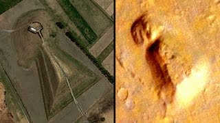 15 Strange Images Found on Mars