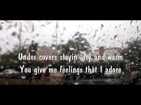 Youssef Mazroub - Bubbly (cover) lyrics video