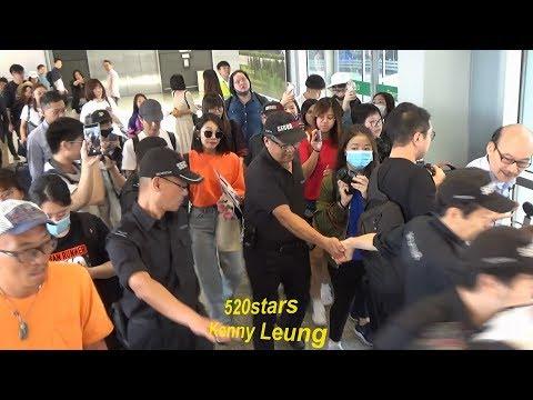 Apink - 鄭恩地Jeong Eun Ji(정은지) Arrived Hong Kong Airport 20190517
