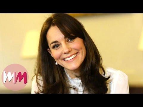 Top 10 Reasons We Love Kate Middleton