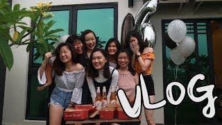 VLOG: MY 16TH BIRTHDAY CELEBRATION!