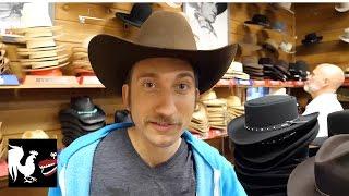 Burnie Vlog: Gavin's British Cowboy Makeover