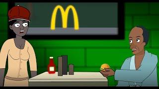 True McDonalds Scary Stories Animated || Night Shift at McDonalds