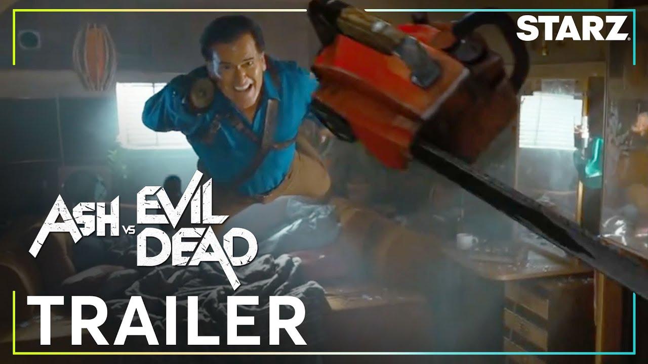 Trailer de Ash vs Evil Dead