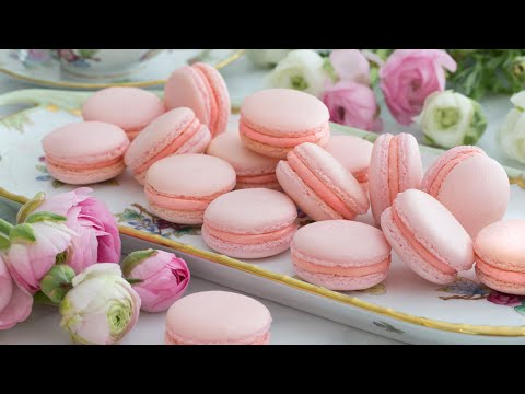 French Macaron Recipe   ALL the Tips and Tricks!
