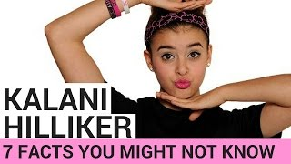 7 Facts You May Not Know About Kalani Hilliker | Hollywire
