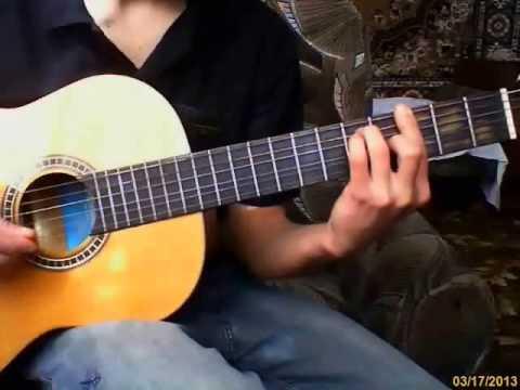 Океан Ельзи-Обійми (Гітара + Таби)