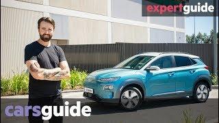 Hyundai Kona 2019 review: Electric