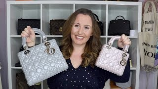 How to spot a fake lady dior bags