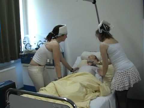 Zäpfchen Bekommen Im Krankenhaus