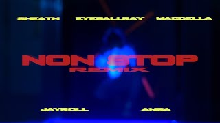 Multiverse -【NONSTOP Remix】 ft. EyeballRay, Macdella, SheATH, JAYRoll, ANBA (Official Video)